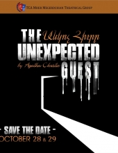"""The Unexpected Guest"" - A murder mystery by Agatha Christie"