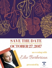 An Evening With Elie Berberian