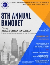 AESA NY-NJ 8th Annual Banquet