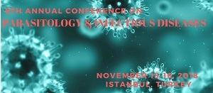6th Annual Conference on Parasitology & Infectious Diseases