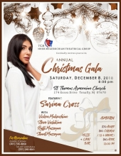 TCA Mher Megerdchian Theatrical Group's Annual Christmas Gala