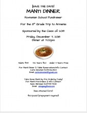Hovnanian School Manti Night