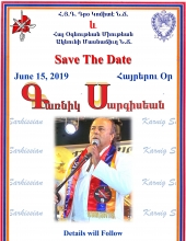 Celebration: 101st Independence of the First Republic of Armenia & Father's Day