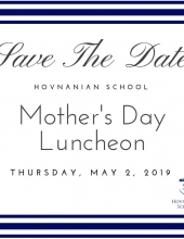 Hovnanian School's Annual Mother's Day Luncheon