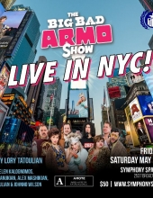 The Big Bad Armo Show Live in NYC
