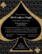 Hovnanian School's HYErollers Night