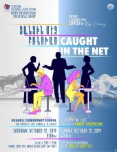 "TCA Mher Megerdchian Theatrical Group Presents ""Caught in the Net"""