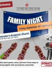 Family Night at St. Illuminator's
