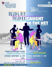 "New Date: TCA Mher Megerdchian Theatrical Group Presents ""Caught in the Net"""