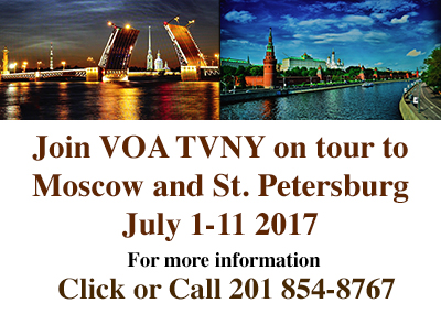 Unforgettable Travel Experience to Moscow and St. Petersburg