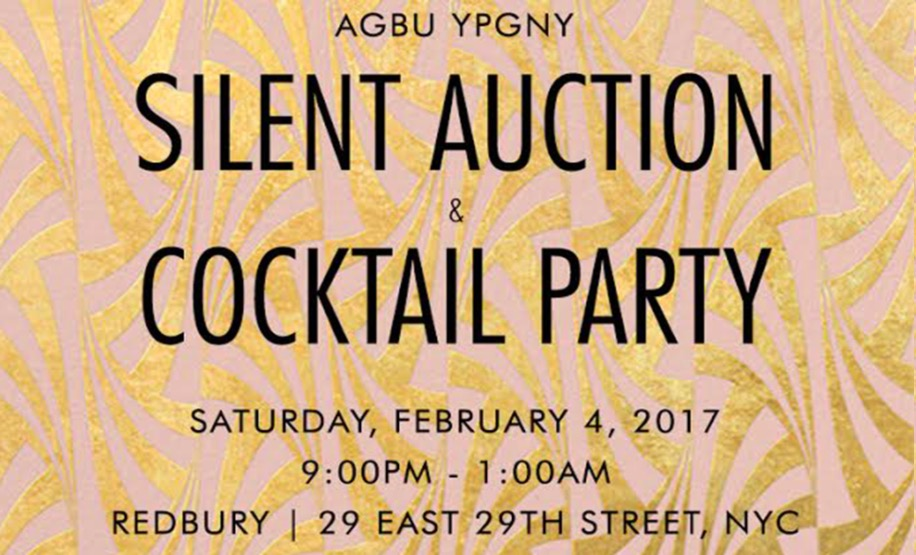 Silent Auction with YP Greater New York