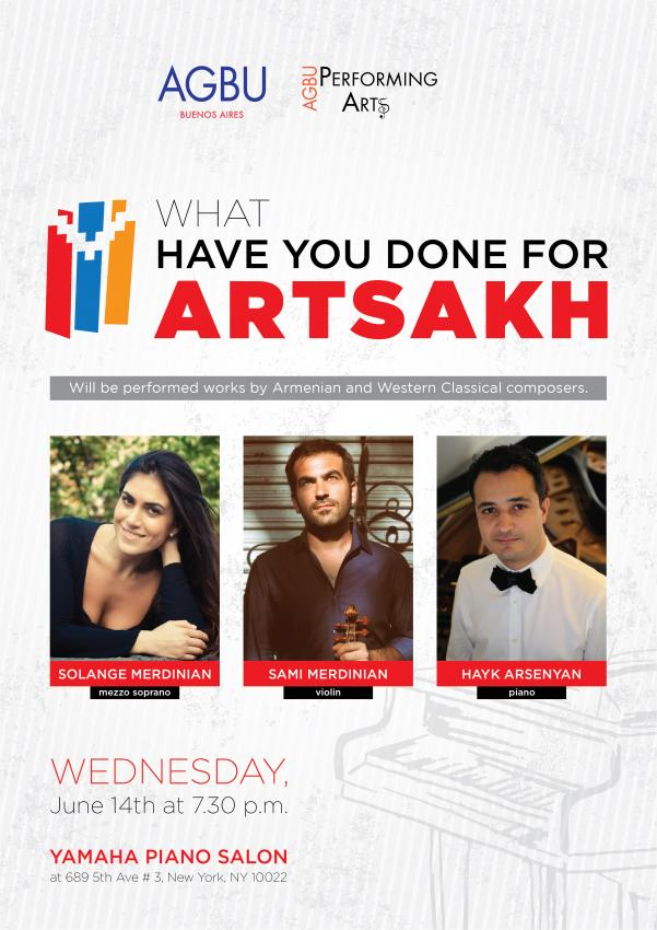 What Have You Done for Artsakh?