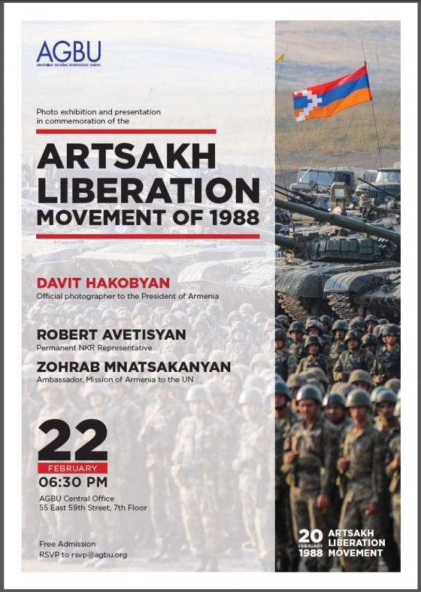 Artsakh Photo Exhibition and Situational Update
