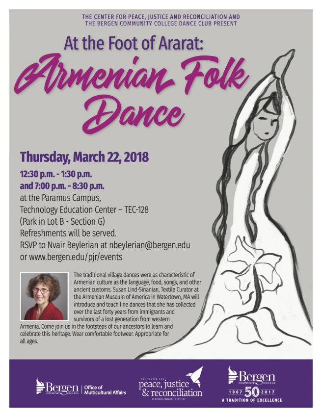 At the Foot of Ararat: Armenian Folk Dance