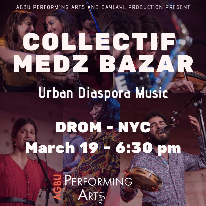 Collectif Medz Bazar in NYC!
