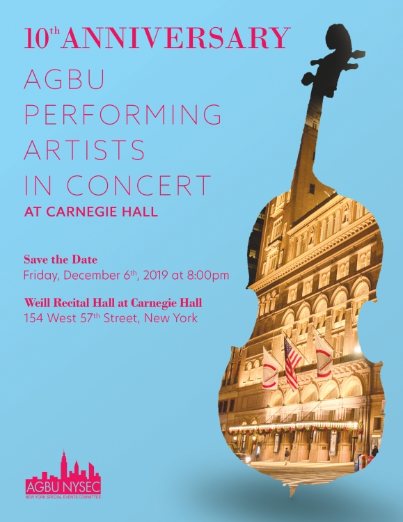 AGBU Performing Artists in Concert